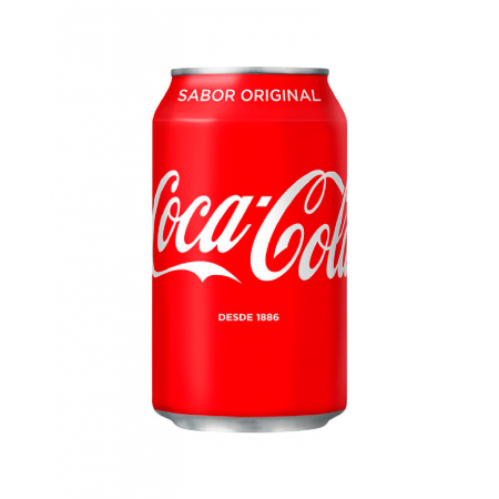 Coca Cola Normal · lata · 33cl